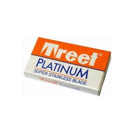 Żyletki Treet Platinum 5 sztuk
