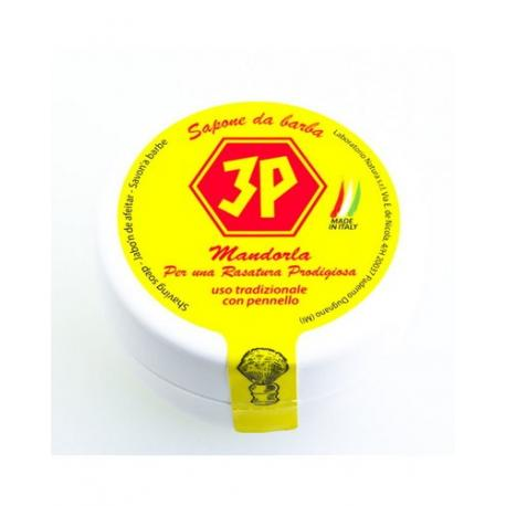 3P Sapone da barba Mandorla - mydło do golenia 150 ml