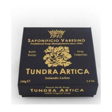 SAPONIFICIO VARESINO mydło kąpielowe TUNDRA ARTICA w kartoniku 150g