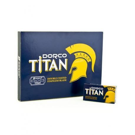 Żyletki Dorco Titan 100 sztuk