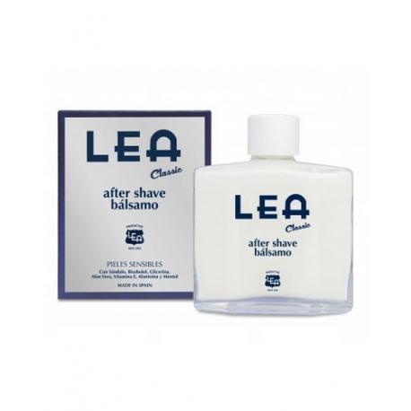 LEA Classic klasyczny hiszpański balsam po goleniu 100ml