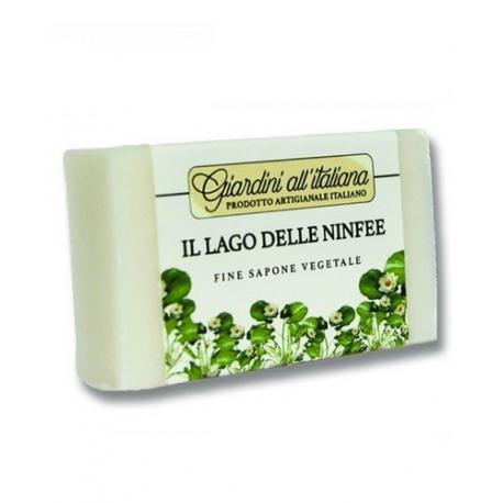 Saponificio Bignoli Mydło toaletowe wodne lilie 100g