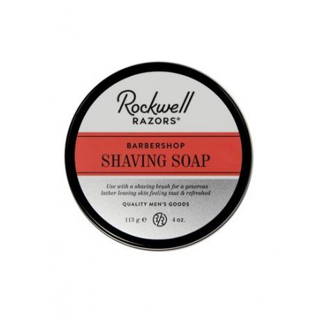 Rockwell Barbershop mydło do golenia w tyglu 113g