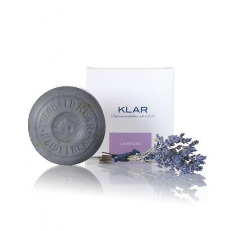 KLAR Lawendowe luksusowe mydło kąpielowe 150g