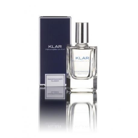 KLAR AS Classic luksusowa woda po goleniu 50ml