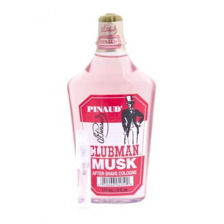 Tester zapachu CLUBMAN Pinaud MUSK ASC