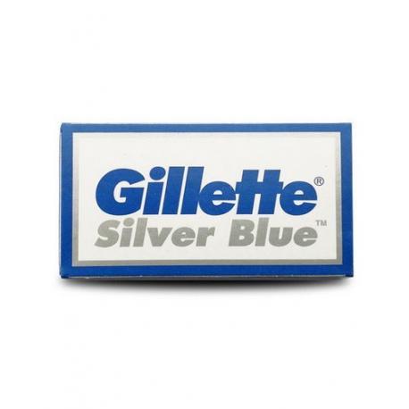 Żyletki Gillette Silver Blue 5 sztuk