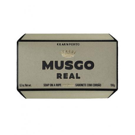 MUSGO REAL OAK MOSS mydło kąpielowe na sznurku 190gr