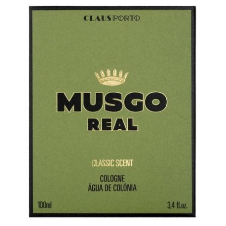 MUSGO REAL COLOGNE CLASSIC SCENT woda kolońska 100ml