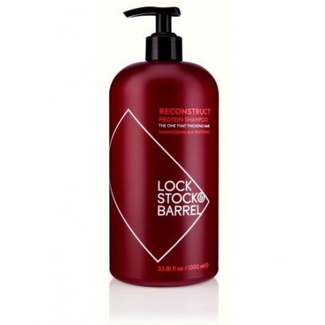 LS&B RECONSTRUCT XXL szampon wzmacniająco odbudowujący 1000 ml