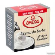 OMEGA Crema da barba - krem do golenia w tyglu 165 ml