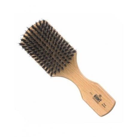Szczotka do włosów KENT MENS CLUB OG2 buk, włosie czarne
