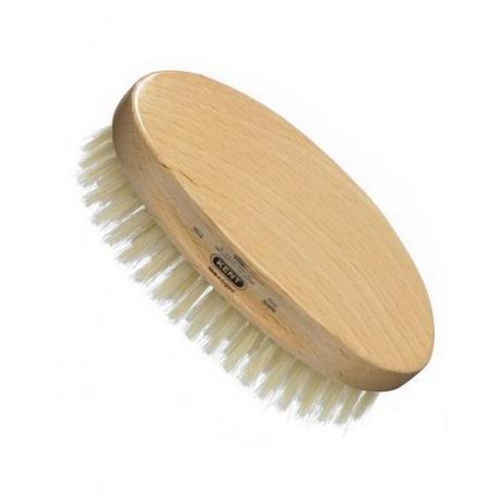 Szczotka do włosów KENT MG3, buk, włosie jasne