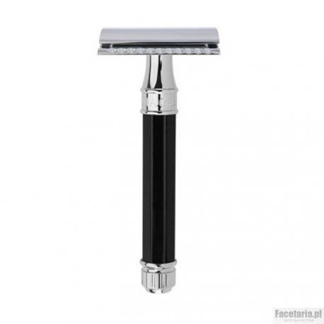 Maszynka do golenia na żyletki Edwin Jagger DE86811BL