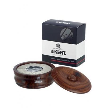 KENT SB3 luksusowe mydło do golenia w dębowym tyglu 120g