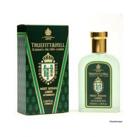 Truefitt & Hill WEST INDIAN LIMES AS woda po goleniu 100 ml