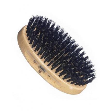 Szczotka do włosów KENT MG2, buk, włosie czarne