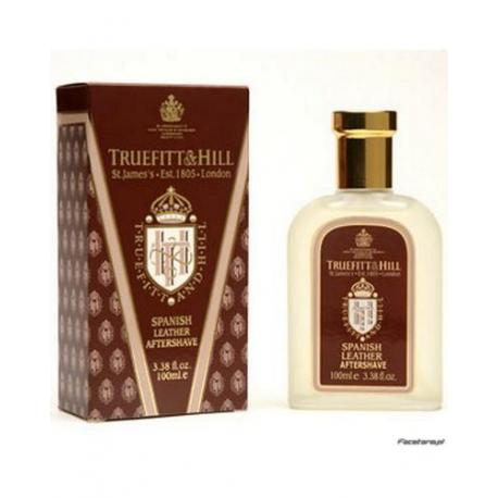 Truefitt & Hill SPANISH LEATHER AS woda po goleniu 100 ml