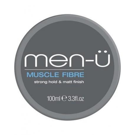 men-u MUSCLE FIBRE PASTE włóknista pasta do stylizacji 100ml