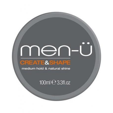 men-u CREATE & SHAPE lekka pasta do stylizacji 100ml