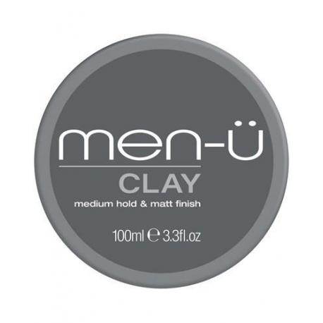 men-u CLAY glinka do stylizacji 100ml