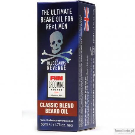 BBR CLASSIC BLEND olejek do brody 50ml