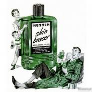 MENNEN AS Skin Bracer woda po goleniu 100ml