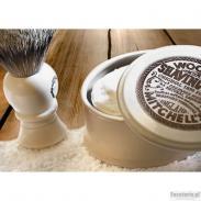 Mitchells Wool Fat mydło do golenia uzupełnienie 125g