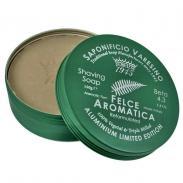 SAPONIFICIO VARESINO mydło do golenia AROMATIC FERN 4.3 w tyglu 150g