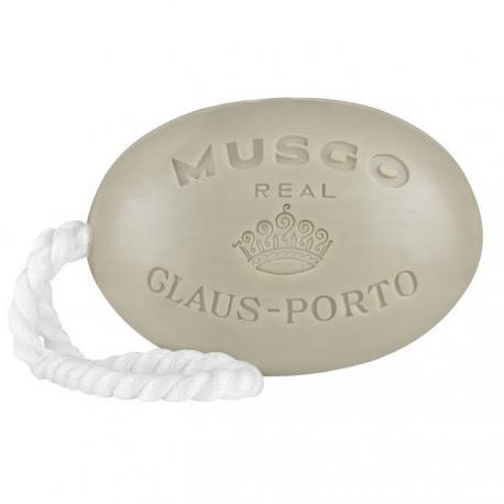 Musgo Real Oak Moss mydło kąpielowe na sznurku 190g