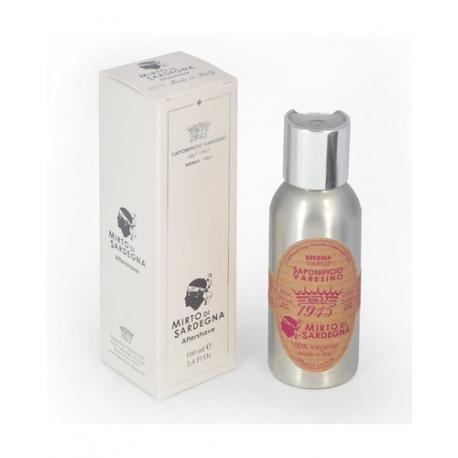 SAPONIFICIO VARESINO płyn/fluid po goleniu MIRTO DI SARDEGNA 100 ml