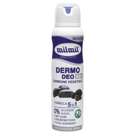 MILMIL Carbone 0% Dermo Deo 150ml