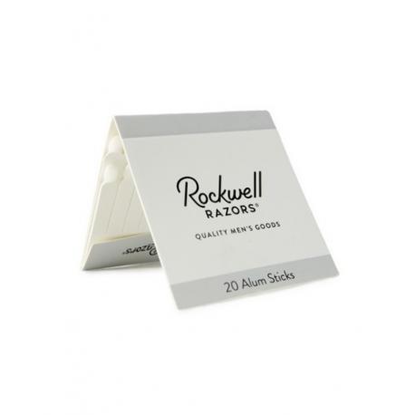 Rockwell pałeczki z ałunem 20szt