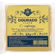 Confianca DOURADO QUADRADO glicerynowe mydło toaletowe 100gr