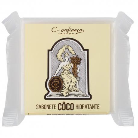 Confianca COCO Hidratante mydło nawilżające kokosowe 125g
