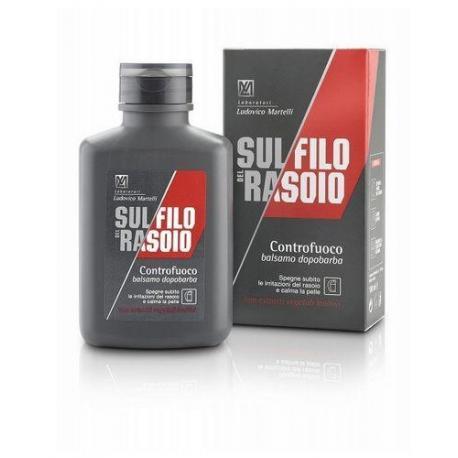 SUL FILO DEL RASOIO balsam na mocne podrażnienia po goleniu 100ml