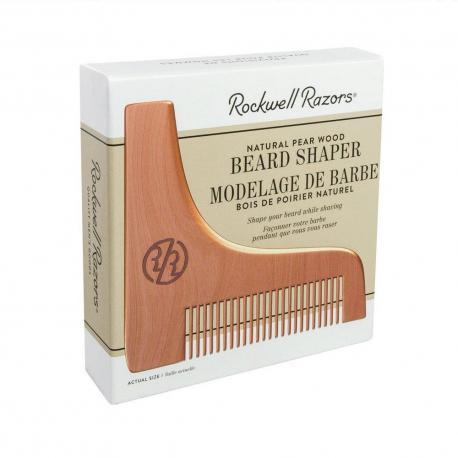 Rockwell Barbershop grzebień do modelowania brody