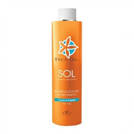 TIEMMETI Inca Sol - szampon i żel pod prysznic 2w1 250ml