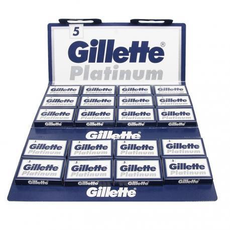 Żyletki Gillette Platinum 100 sztuk