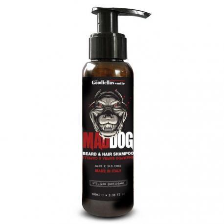 Mad Dog - szampon do brody i włosów 100ml