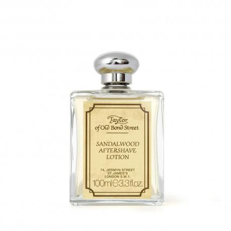 Taylor SANDALWOOD AFTERSHAVE płyn po goleniu 100 ml