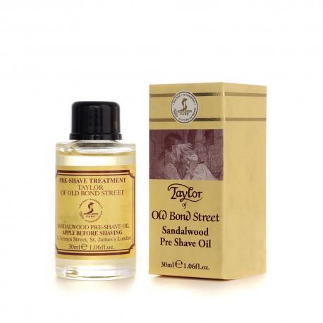 Taylor SANDALWOOD PRE-SHAVE OIL przed goleniem 30 ml