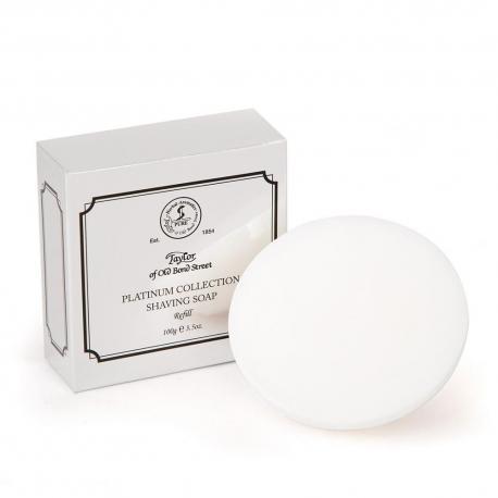 Taylor PLATINUM luksusowe mydło do golenia uzupełnienie 100 gr