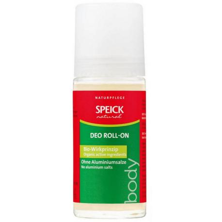 Speick Natural (zielony) dezodorant roll-on 50ml