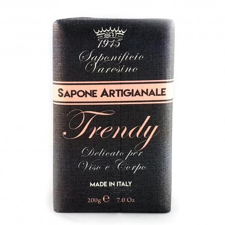 SAPONIFICIO VARESINO mydło toaletowe TRENDY 200g