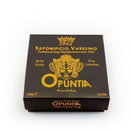 SAPONIFICIO VARESINO mydło kąpielowe Opuntia w kartoniku 150g