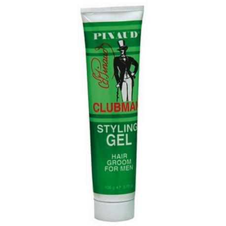 CLUBMAN Pinaud SG - męski żel do stylizacji włosów w tubce 106g