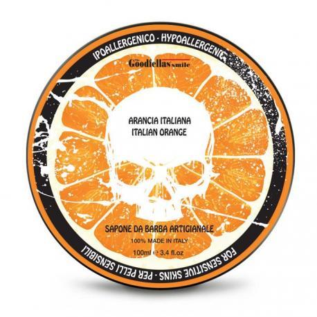 Goodfellas Smile Italian Orange - tradycyjne mydło do golenia 100g