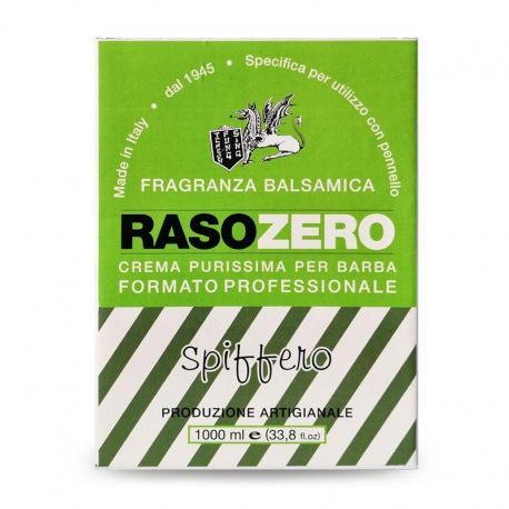 TFS RasoZero Spiffero mydło do golenia XXL 1 KG