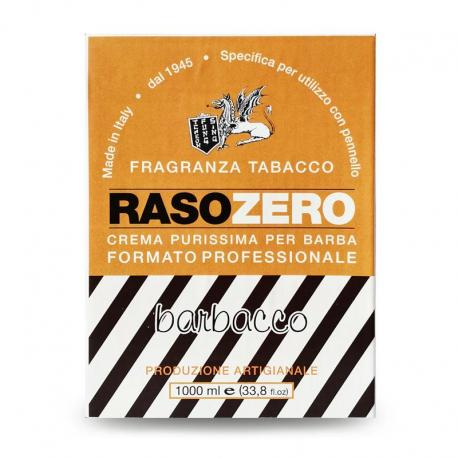 TFS RasoZero Barbacco mydło do golenia XXL 1KG